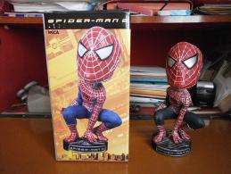 SPIDERMAN 2 - STATUETTE BOBBLEHEAD - Avec Sa Boîte D'origine - Figurines