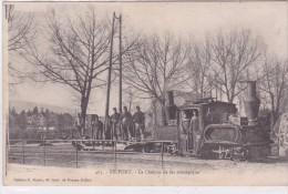Belfort Le Chemin De Fer Stratégique - Belfort - Ville