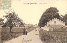 Troux - Guyancourt - Entrée Du Pays - Guyancourt
