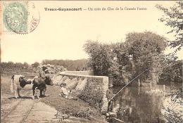 Troux - Guyancourt - La Grande Ferme - Un Coin Du Clos De La Grande Ferme - Guyancourt