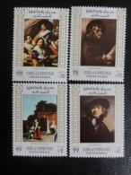 State Of Upperyafa - South Arabia - Tableaux De Rembrandt, Hals Et De Hoogh - Rembrandt
