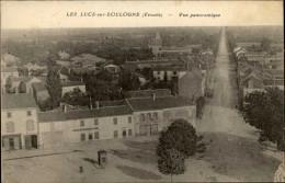 85 - LES LUCS-SUR-BOULOGNE - Les Lucs Sur Boulogne
