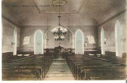 714  Interior Of Methodist Church, Clarenceville, Quebec - Quebec