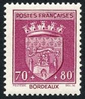 FRANCE 1941 - Yv. 529 **   Cote= 3,00 EUR - Armoiries : Bordeaux ..Réf.FRA27420 - Francia