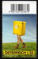 ÖSTERREICH 2010 ** Post Werbekampagne - MNH - Post