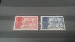 LOT 259752 TIMBRE DE FRANCE NEUF** N�565/566 VALEUR 25 EUROS