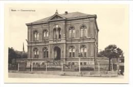 CPA - ASSE - Gemeentehuis   // - Asse