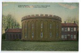 CARTOLINA ANCIENNE PRISON MILITAIRE MALAKOFF CAMP DE BEVERLOO LEOPOLDSBURG LIMBOURG BELGIO - Leopoldsburg (Camp De Beverloo)