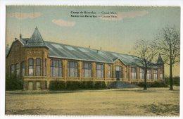 CARTOLINA GRAND MESS CAMP DE BEVERLOO LEOPOLDSBURG LIMBOURG BELGIO - Leopoldsburg (Camp De Beverloo)