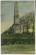 CARTOLINA MONUMENT AUX VOLONTAIRES DU MEXIQUE CAMP DE BEVERLOO LEOPOLDSBURG LIMBOURG BELGIO - Leopoldsburg (Camp De Beverloo)