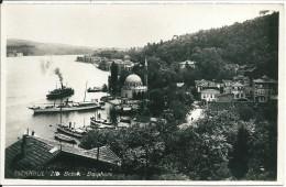 Turquie  ,     ISTANBUL ,Bebek   Bosphore  (   Voir Verso Carte Foto ) - Türkei