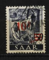 Saar,235,II/I,o,gep. - 1947-56 Allierte Besetzung
