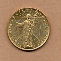 Monnaie Arthus Bertrand : Sainte-Odile Patronne De L'Alsace - 2006 (croix Plate) - 2006