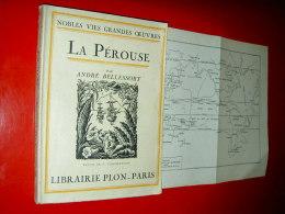 La Pérouse  André Bellessort  1926  Voyage De La Boussole Et L´ Astrolabe - Livres, BD, Revues