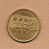 Monnaie Arthus Bertrand : Pont  Du Gard -  Sans Date - Arthus Bertrand