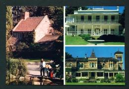 AUSTRALIA  -  Melbourne  Multi View  Prepaid Postage  Unused Postcard As Scans - Melbourne