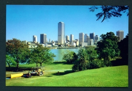 AUSTRALIA  -  Brisbane  Prepaid Postage  Unused Postcard As Scans - Brisbane