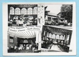Salone Ristorante Ricevimenti Danze Giardino D' Inverno - Piazzale Stazione - CIRIE' - Hotels & Gaststätten
