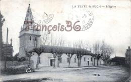 (33) La Teste De Buch - L'Eglise - 2 SCANS - Frankrijk