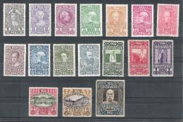 Kaiserreich 1910 Sonderausgabe Satz ANK 161 - 177, *, KW: 700�