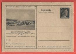 Entier Postal - Lernt Deutschland Kennen - 6  Deutsches Reich - Ganzsachen