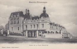 C P A---64---BIARRITZ---casino Et La Place Bellevue  ---voir 2 Scans - Biarritz