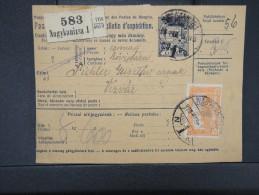 HONGRIE - Détaillons Collection De Bulletins  D Expéditions  - Colis Postaux  - A Voir - Lot N° P5414 - Paketmarken