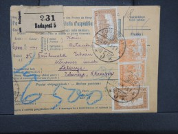 HONGRIE - Détaillons Collection De Bulletins  D Expéditions  - Colis Postaux  - A Voir - Lot N° P5416 - Paketmarken