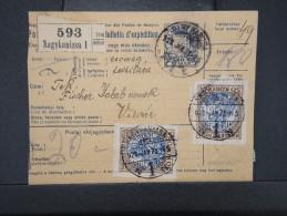 HONGRIE - Détaillons Collection De Bulletins  D Expéditions  - Colis Postaux  - A Voir - Lot N° P5421 - Paketmarken
