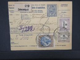 HONGRIE - Détaillons Collection De Bulletins  D Expéditions  - Colis Postaux  - A Voir - Lot N° P5423 - Paketmarken
