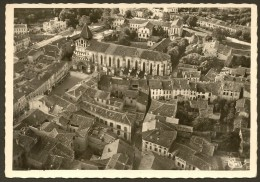 MOISSAC Vue Aérienne Vue Centrale, L'Eglise Et Le Cloitre (Combier) Tarn & Garonne (82) - Moissac