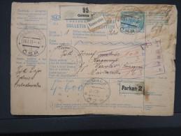 HONGRIE - Détaillons Collection De Bulletins  D Expéditions  - Colis Postaux  - A Voir - Lot N° P5430 - Paketmarken
