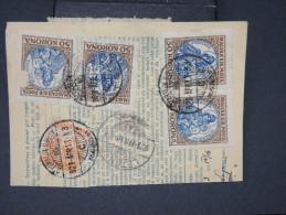 HONGRIE - Détaillons Collection De Bulletins  D Expéditions  - Colis Postaux  - A Voir - Lot N° P5435 - Paketmarken
