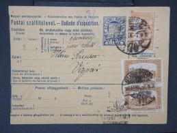 HONGRIE - Détaillons Collection De Bulletins  D Expéditions  - Colis Postaux  - A Voir - Lot N° P5440 - Paketmarken