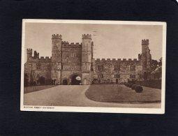 54350     Regno  Unito,    Battle Abbey Gateway,  VG 1948 - Non Classificati