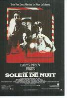 "A-C 1228 -  TAYLOR HACKFORD "" SOLEIL DE NUIT "" HELEN MIRREN / BARYSHNIKOV HINES / GERALDINE PAGE - Posters On Cards"