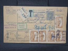 HONGRIE - Détaillons Collection De Bulletins  D Expéditions  - Colis Postaux  - A Voir - Lot N° P5444 - Paketmarken