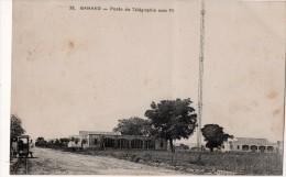 Bamako   Poste De Télégraphie Sans Fil - Sudan