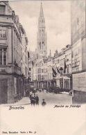 Bruxelles 845; Marché Au Fromage - Brussels (City)
