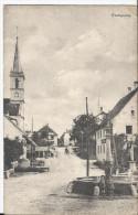 CPA - Courgenay - JU Jura