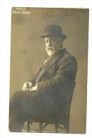 Carte Postale. Willy. Photo Stern. Autographe au verso