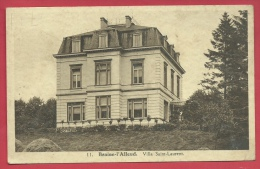 Braine-l'Alleud - Villa Saint-Laurent ( Voir Verso ) - Braine-l'Alleud