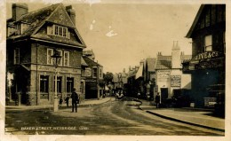 SURREY - WEYBRIDGE - BAKER STREET RP 1908 Sur26b - Surrey