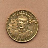 Monnaie Arthus Bertrand : Thiépval Somme (le Buste Du Soldat)  - 2007 - Arthus Bertrand