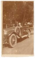 Photo Automobile à Identifier, Cabriolet - Automobiles