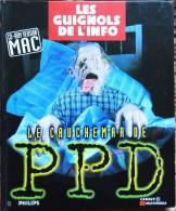 """Les Guignols De L´Info - """" Le Cauchemar De PPD """" - CD ROM Version MAC - Jeux électroniques"""
