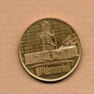 Monnaie Arthus Bertrand : Mémorial De Caen - Façade - 2006 - Arthus Bertrand