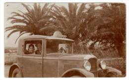 Photo Automobile à Identifier, Peugeot ? ( Algérie, Route D'Aïn Taya ) - Automobiles