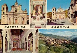 RACCUIA (ME) CHIESA MARIA SS. ANNUNZIATA 1970 - Messina