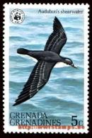 """60% DISCOUNT WWF - GRENADA GRENADINES - 1978 - Stamp - Official Stamp Set -"" - W.W.F."